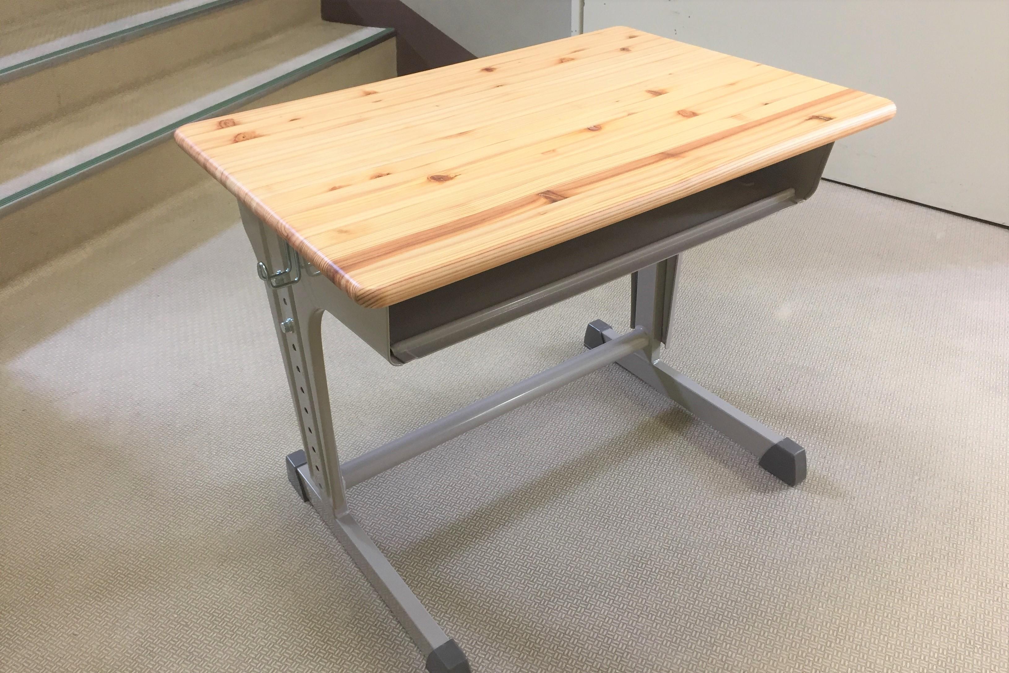 小学生用の学童机