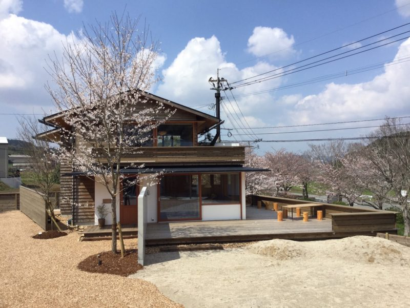 たか建築舎モデルハウス(福岡県粕屋郡篠栗町)