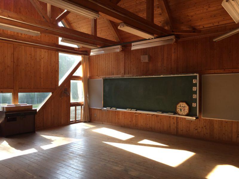 旧西里小学校 (熊本県小国町)